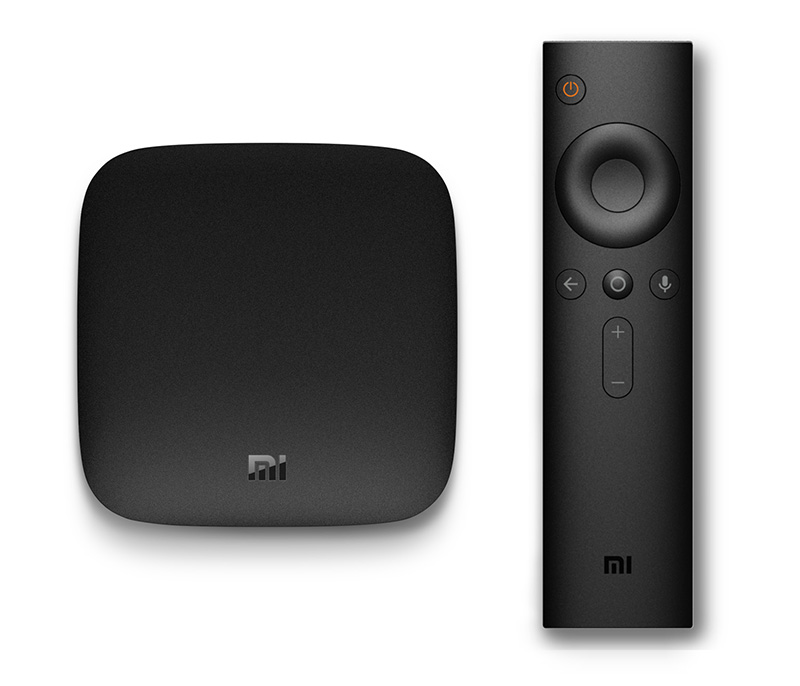 mi box 4k android tv