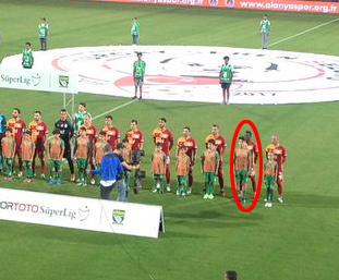 Galatasaray Alanyaspor bruma