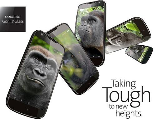 gorilla glass nedir