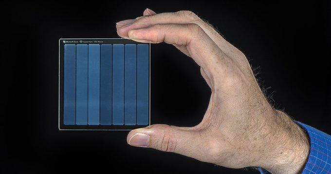 microsoft-silica-projesi-nedir