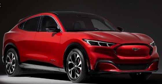 2020 elektrikli arabalar - Ford Mustang Mache