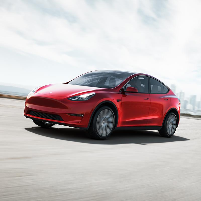 2020 elektrikli arabalar-Tesla Model Y