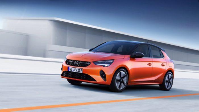 2020 elektrikli arabalar - Vauxhall Corsa e