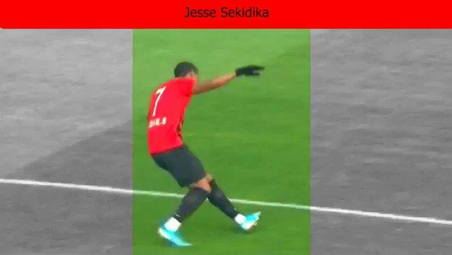 Jesse Sekidika Golleri