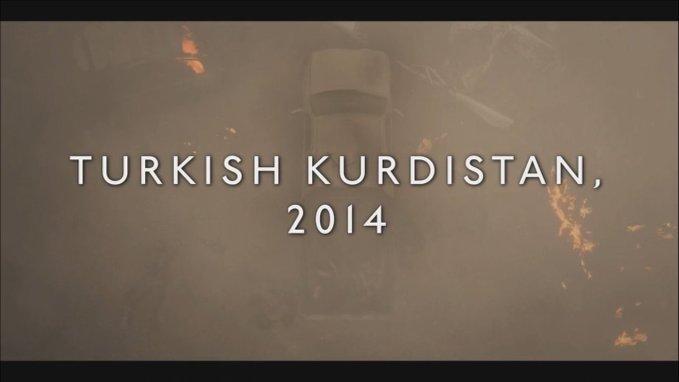 Gangs Of London Dizisinde Turkish Kurdistan Detayi