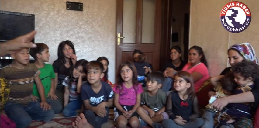 diyarbakır 19 çocuklu aile