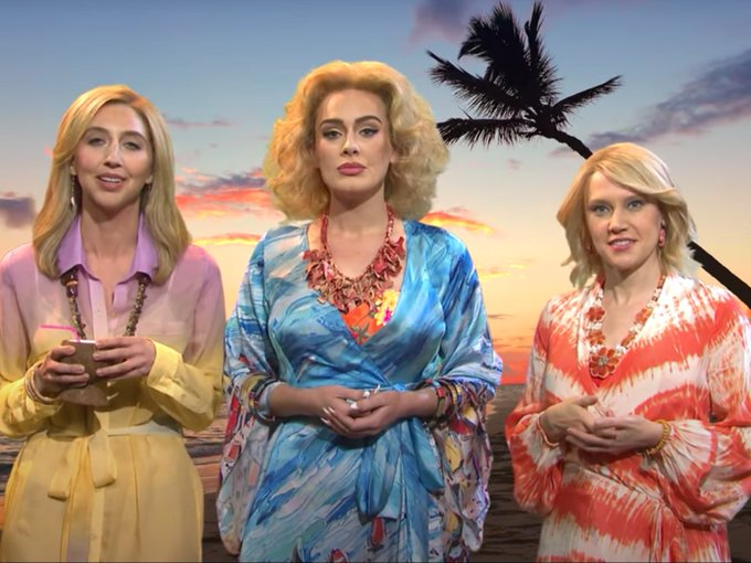 Adele-and-Kate-Mckinnon-SNL-Africa-sketch